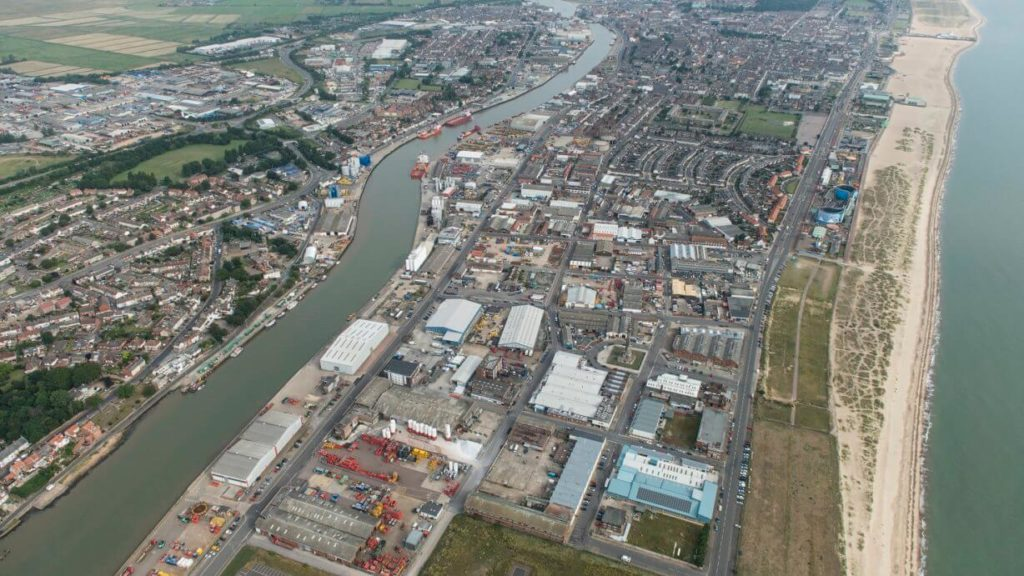 Great Yarmouth and River Yare
