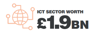icon ICT sector worth £1.9bn