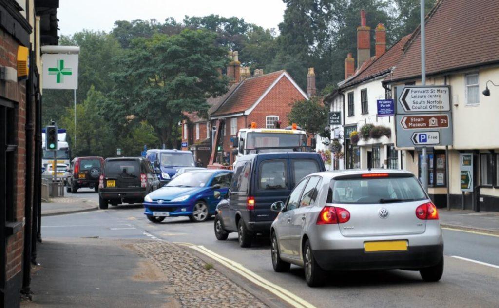 Long Stratton Traffic