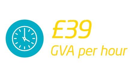 Icon £39 GVA per hour