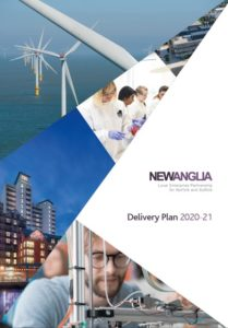 New Anglia Delivery Plan 2020-21