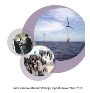Cover of European Investment Strategy document