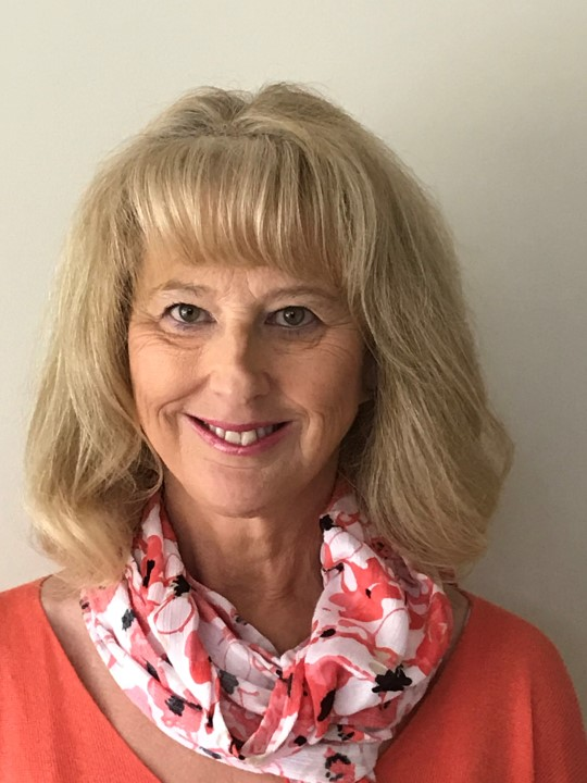 Sally Goodsell - head judge angels den