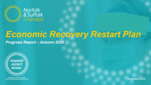 Norfolk & Suffolk Unlimited Economic Recovery Restart Plan