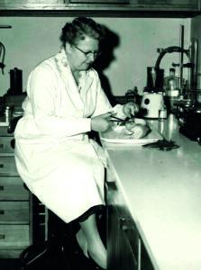 Dr Ella Barnes