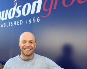 Tom Wright of Hudson Group