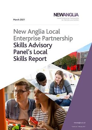 Cover of SAP skills report