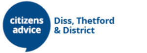 citizens advice diss, thetford and district logo