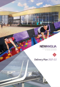 Delivery plan cover