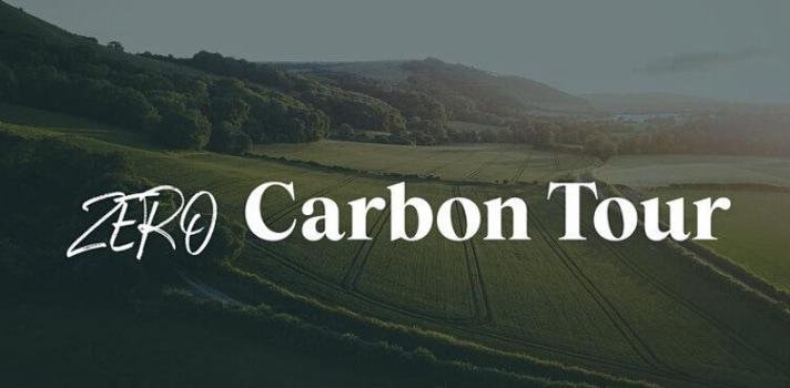Zero Carbon Tour Logo